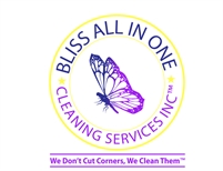 BLISS ALL IN ONE CLEANING SERVICES INC. BLISS ALL IN ONE CLEANING SERVICES . INC